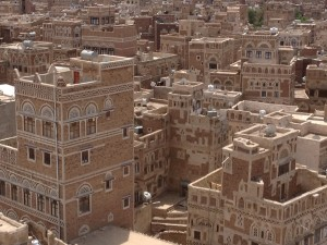 Sana'a oldtaown