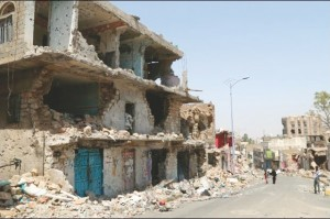 """""""Au Yémen les civils paient le prix de l'ingérence saoudienne"""" LIBERTE Algerie"""